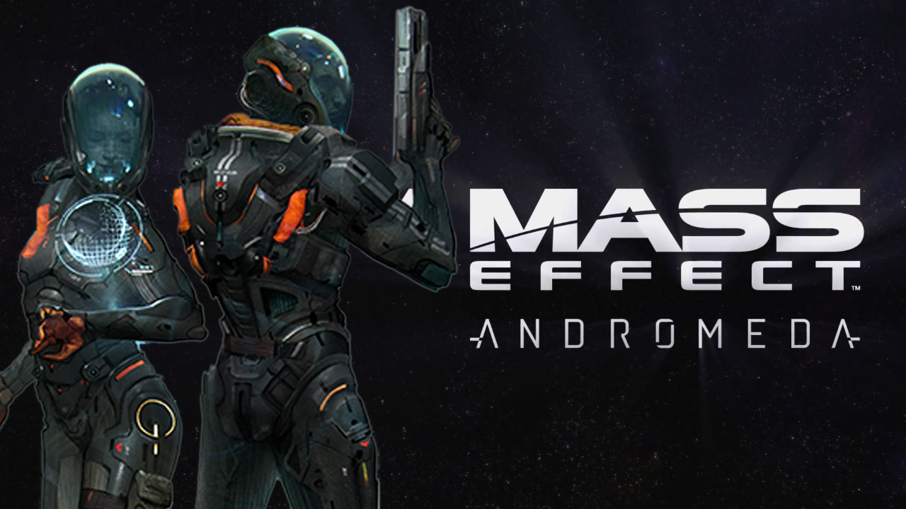 Presentazione Mass Effect Andromeda