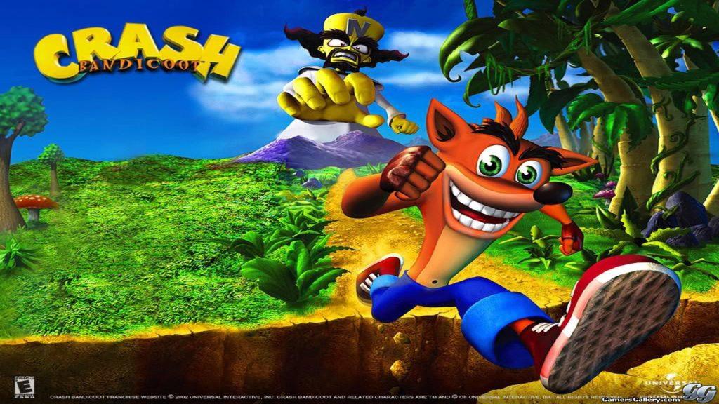 Remaster Crash Bandicoot Ps4