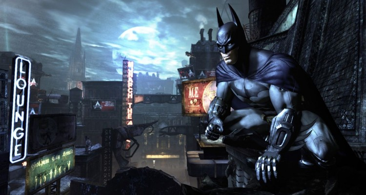 Uscita Batman Return To Arkham