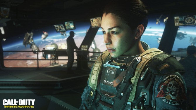 Protagonisti Call Of Duty Infinite Warfare