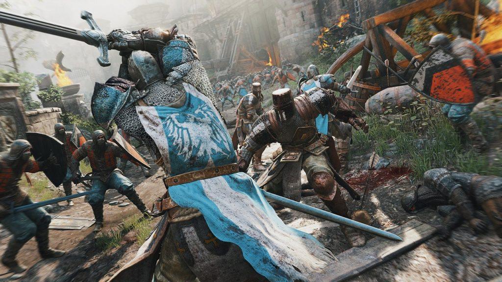 Closed Alpha Di For Honor Gameplay Screenshot