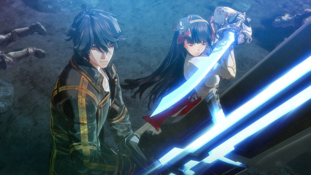 Valkyria Azure Revolution Gameplay Tgs