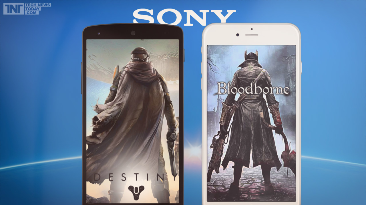 Sony-Playstation- Ios Android