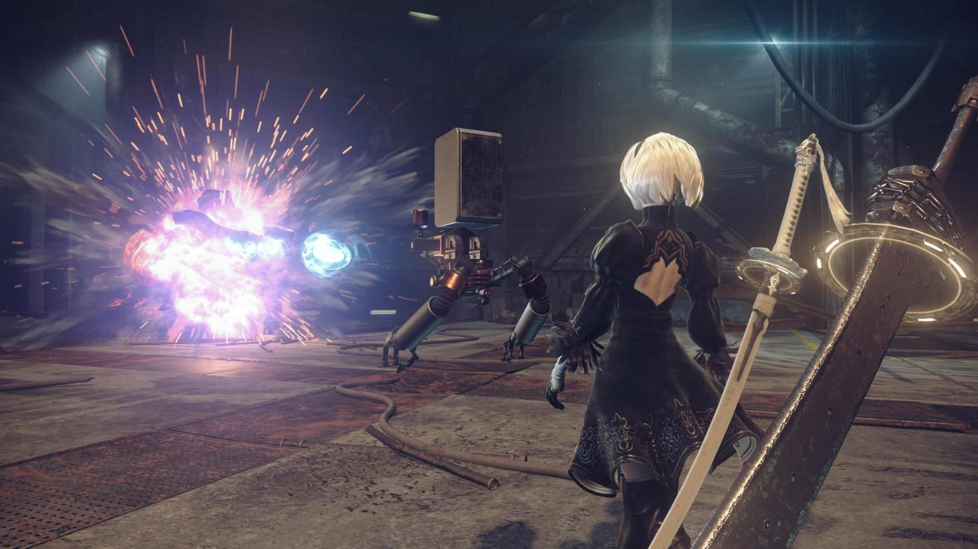 Nier: Automata: Nuovo Gameplay Di 29 Minuti 2 - Hynerd.it