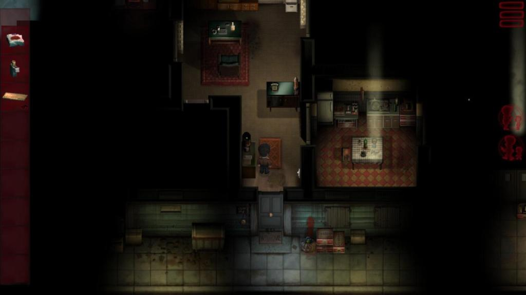 2Daark Survival Horror Bidimensionale