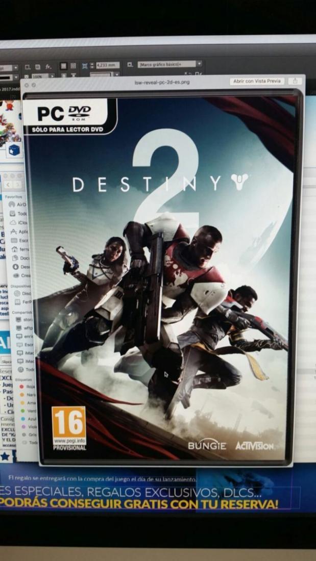 Destiny 2: Un Rumor Svela La Storilyne, I Pre-Ordini, Le Edizioni Limitate E La Versione Pc 3 - Hynerd.it