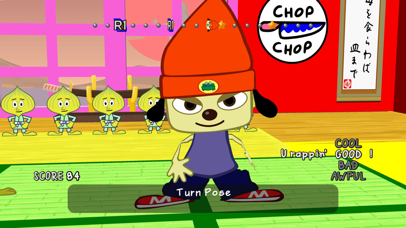 PaRappa The Rupper