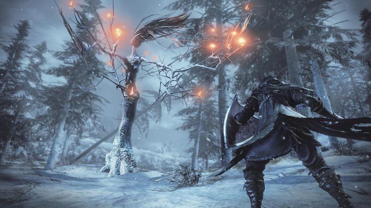 Dark Souls 3: The Fire Fades Edition