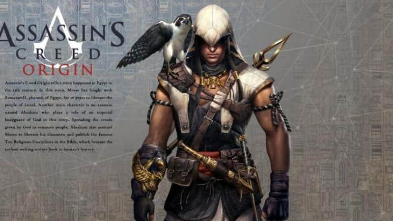 Assassin'S Origin