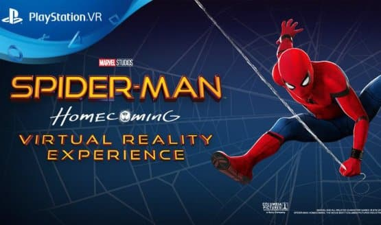 Spider-Man: Homecoming VR - spider man homecoming vr experience