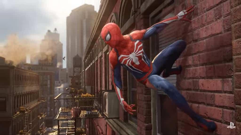 Top 5 Giochi E3 2017 - spiderman