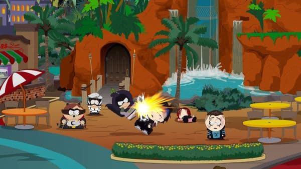 """South Park Scontri Di-Retti: il DLC è """"La sala ologrammi"""" è ora disponibile."""