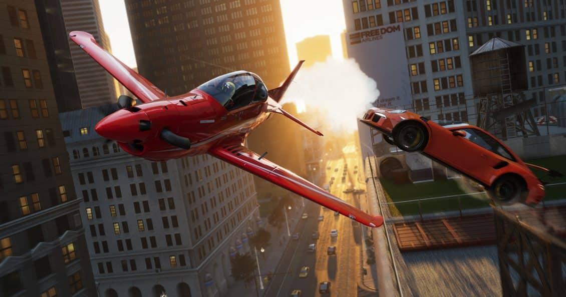 Sono aperte le iscrizioni per la Beta di The Crew 2! - og the crew 2 game info