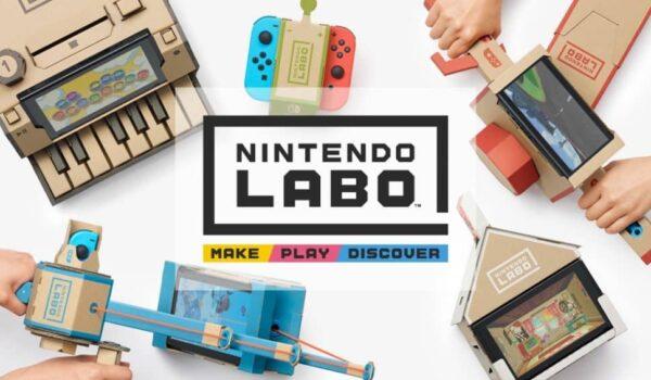 Cosa Succede Unendo La Nuovissima Console Nintendo Switch Ad Un Pezzo Di Cartone?!? 2 - Hynerd.it