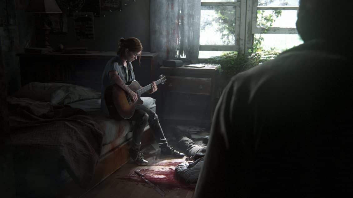 The Last Of Us Part Ii: La Scena Del Trailer Non Farà Parte Del Gioco