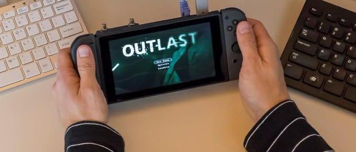 Outlast è disponibile su Nintendo Switch - 1ED3E599 CF09 4BD0 87D8 08D904011807