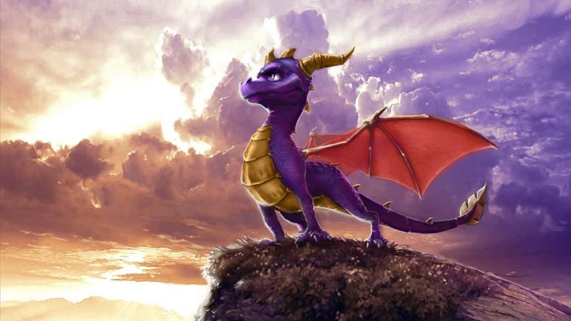 Remaster di Spyro in arrivo per PS4?