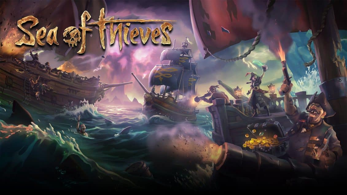 Sea of Thieves ''approda'' nei negozi fisici e online