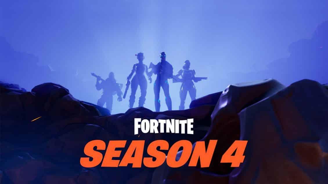 Fortnite: la stagione 4 arriverà domani - DcCUVDZX4AAsUXe