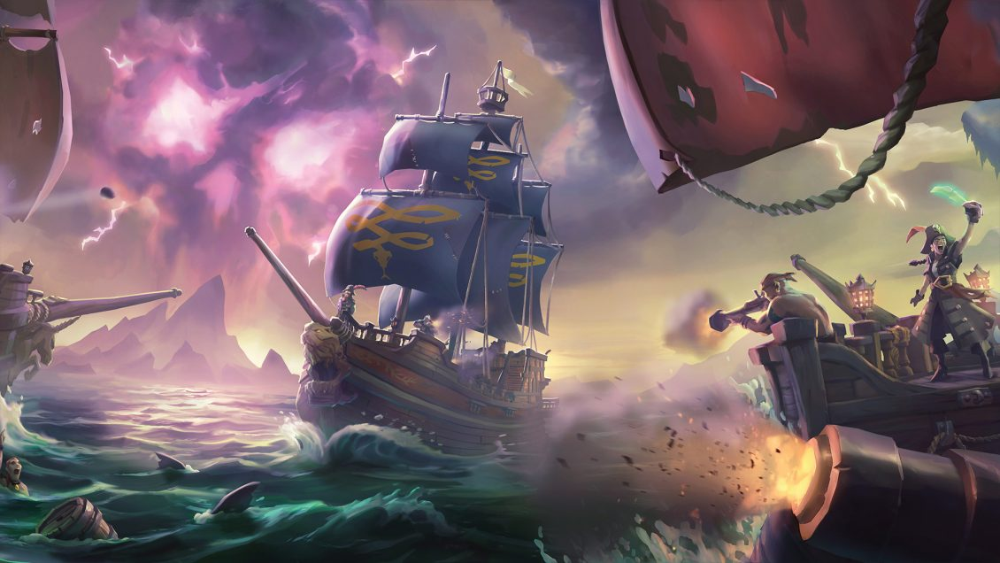 The Hungerin Deep: in arrivo su Sea of Thieves
