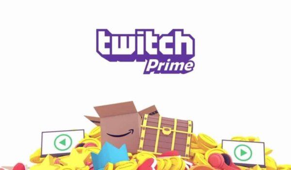 Twitch Amazon Prime
