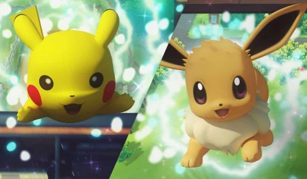 Pokemon Let'S Go Pikachu E Let'S Go Evee Annunciato! 8 - Hynerd.it