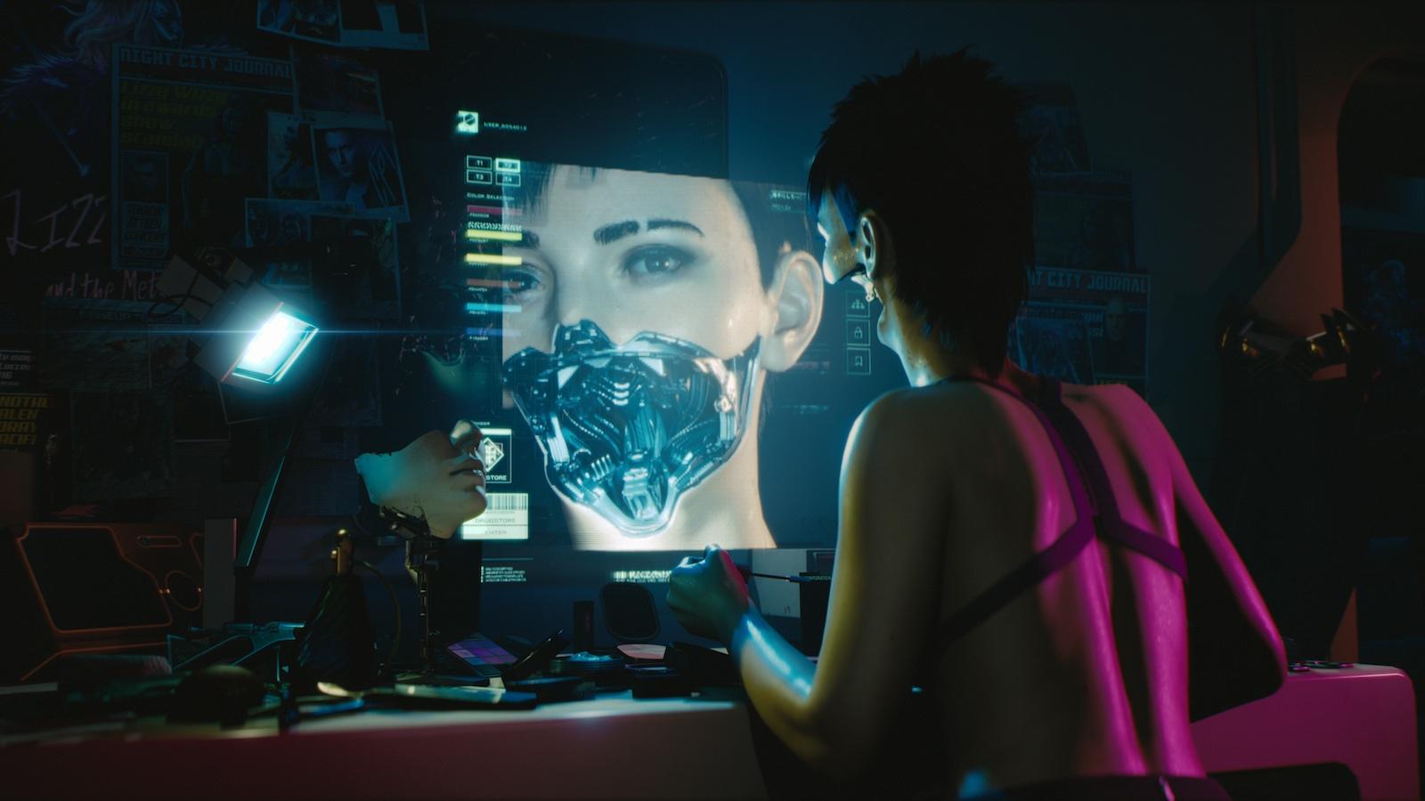 Cyberpunk 2077, Impressioni Dalla Demo Dell'E3 2018 - Anteprima 1 - Hynerd.it