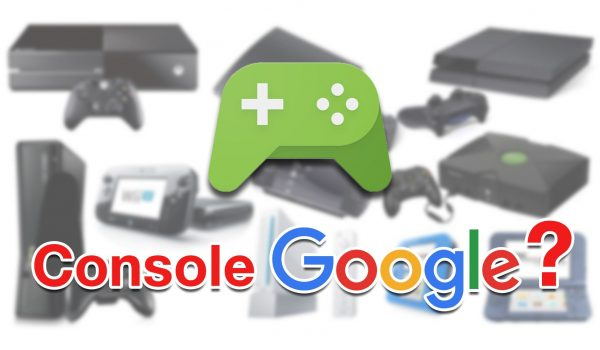 Console Google