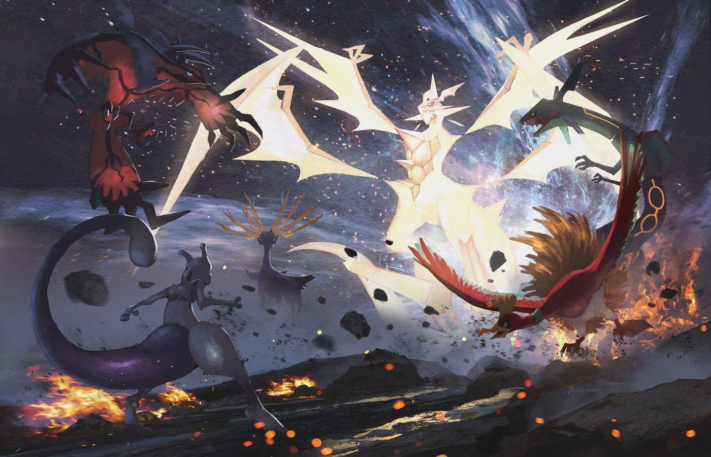 Explicit content : La settima generazione Pokémon - 117