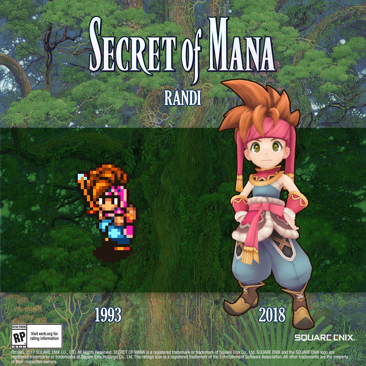 Randi-Secret Of Mana