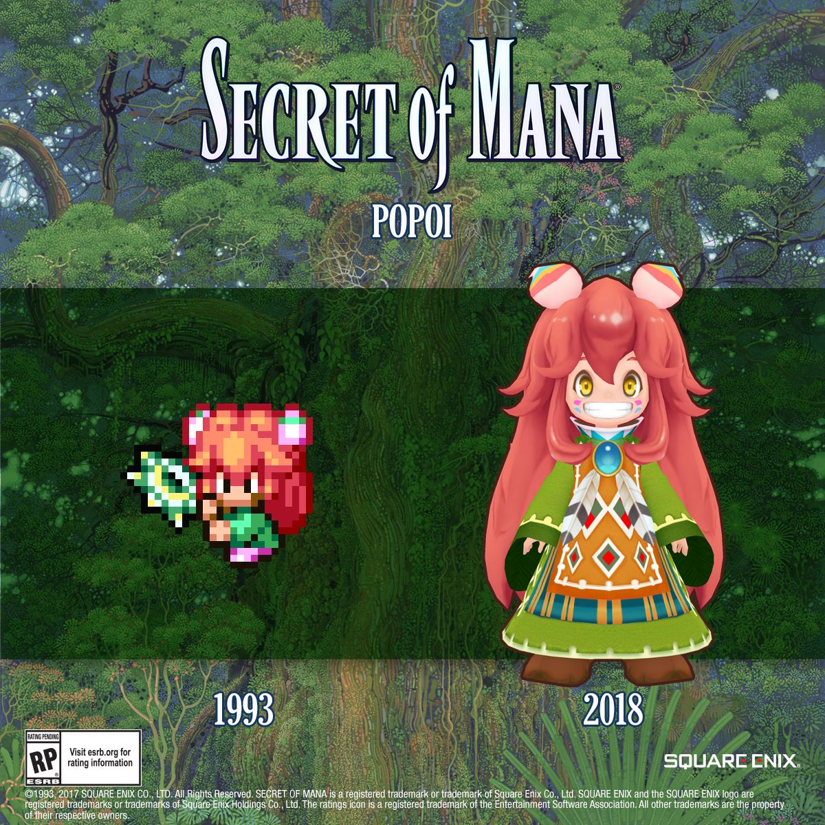 Popoi-Secret Of Mana