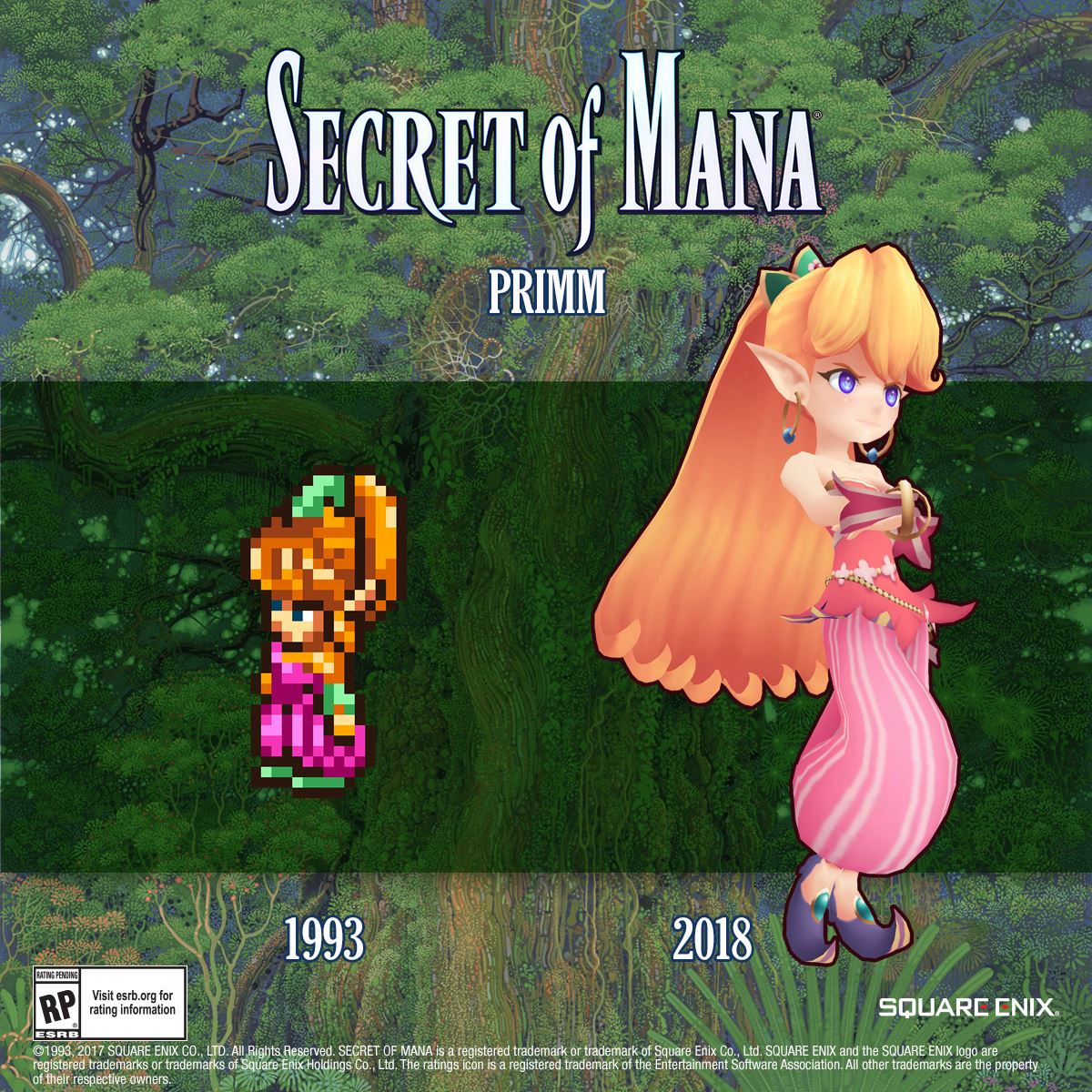 Primm-Secret Of Mana