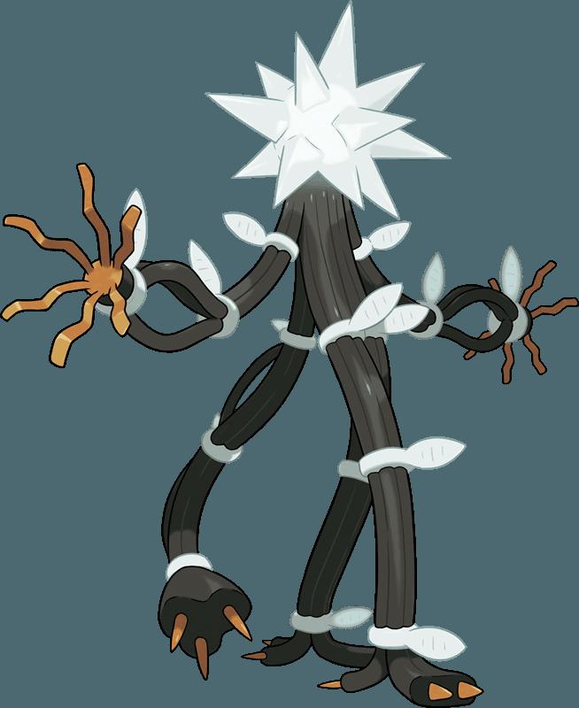 Explicit content : La settima generazione Pokémon - 796 Xurkitree