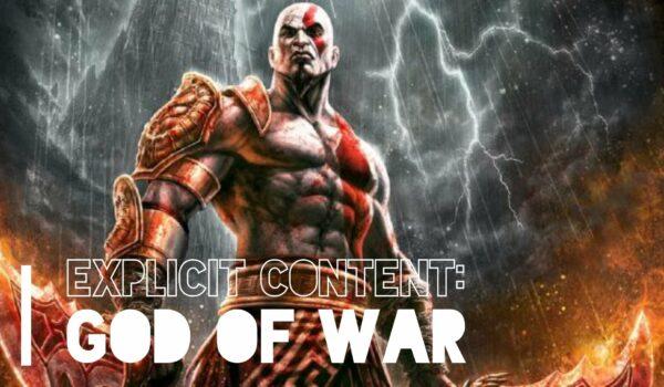 Explicit Content : La Storia Di God Of War 10 - Hynerd.it