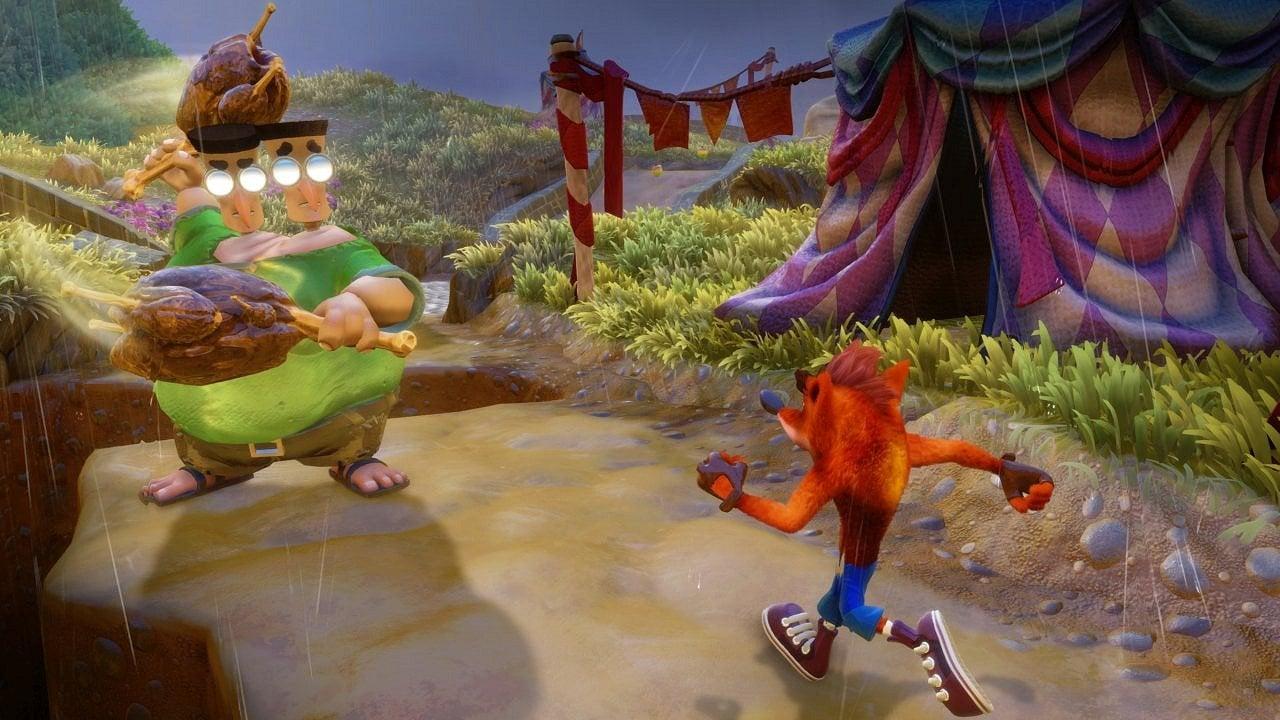 Explicit Content : Crash Bandicoot N.Sane Trilogy - Crash Bandicoot N. Sane Trilogy immagine PS4 07