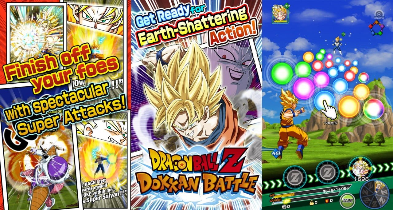 Explicit Content : Dragonball Z Dokkan Battle 8 - Hynerd.it
