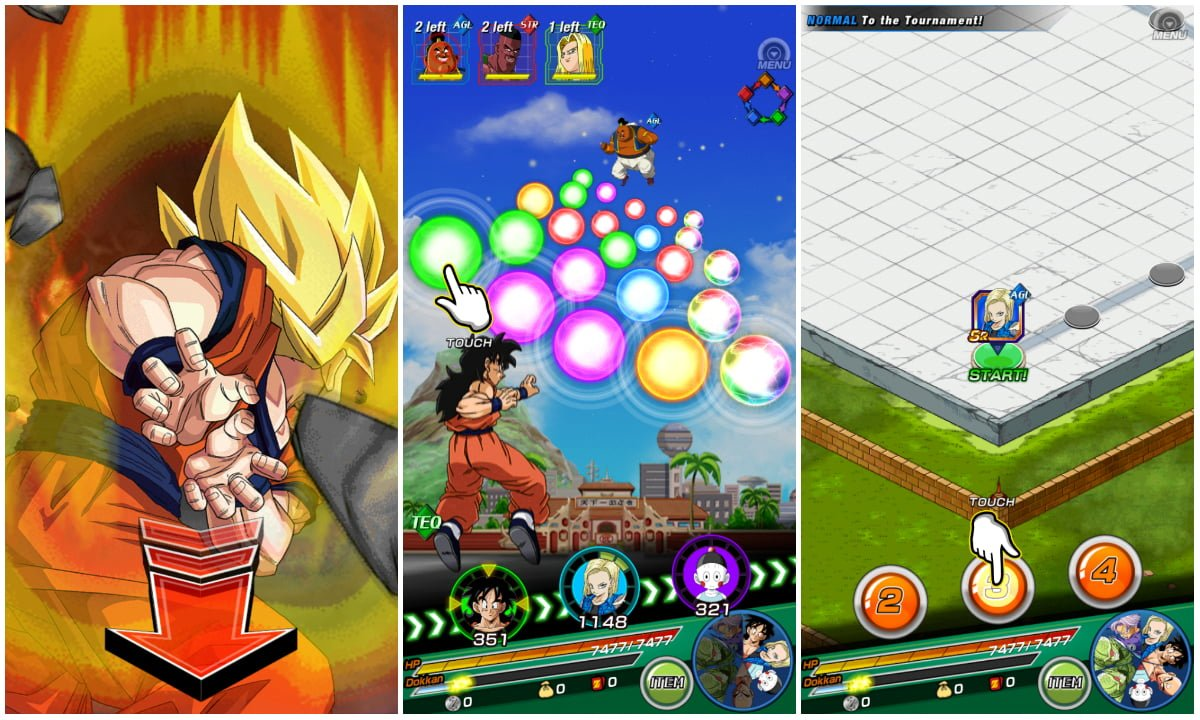 Explicit Content : Dragonball Z Dokkan Battle 4 - Hynerd.it