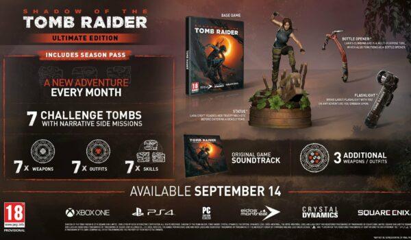 L'Angolo Del Collezionista: Shadow Of The Tomb Raider, Call Of Duty: Black Ops 4 E Fallout 76 22 - Hynerd.it