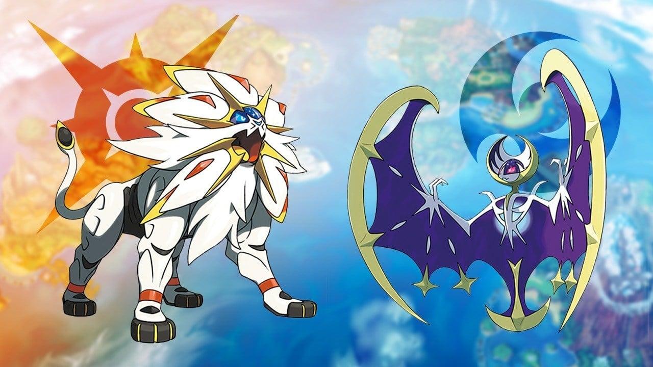 Explicit content : La settima generazione Pokémon - Solgaleo Lunala Cover 1024x604