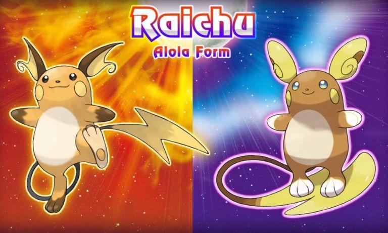 Explicit content : La settima generazione Pokémon - gallery 1476782955 alolan raichu cover