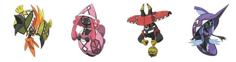 Explicit content : La settima generazione Pokémon - tapu idols1