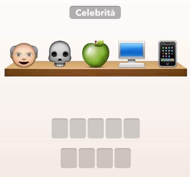 Emoji Quiz: il gioco degli indovinelli sulle emoticon in italiano - E984D4E4 EEC7 40A1 A7C1 CCB3C15BBC6C