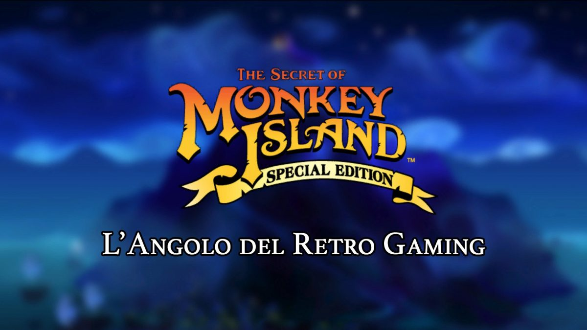 Monkey Island – L'Angolo Del Retro Gaming