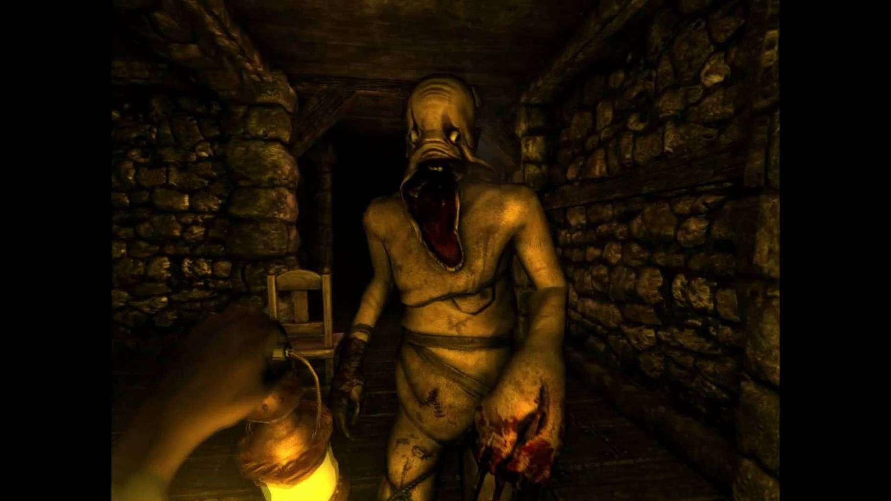 L'angolo Indie : giochi horror - AMNESIA THE DARK DESCENT Humble Bundle