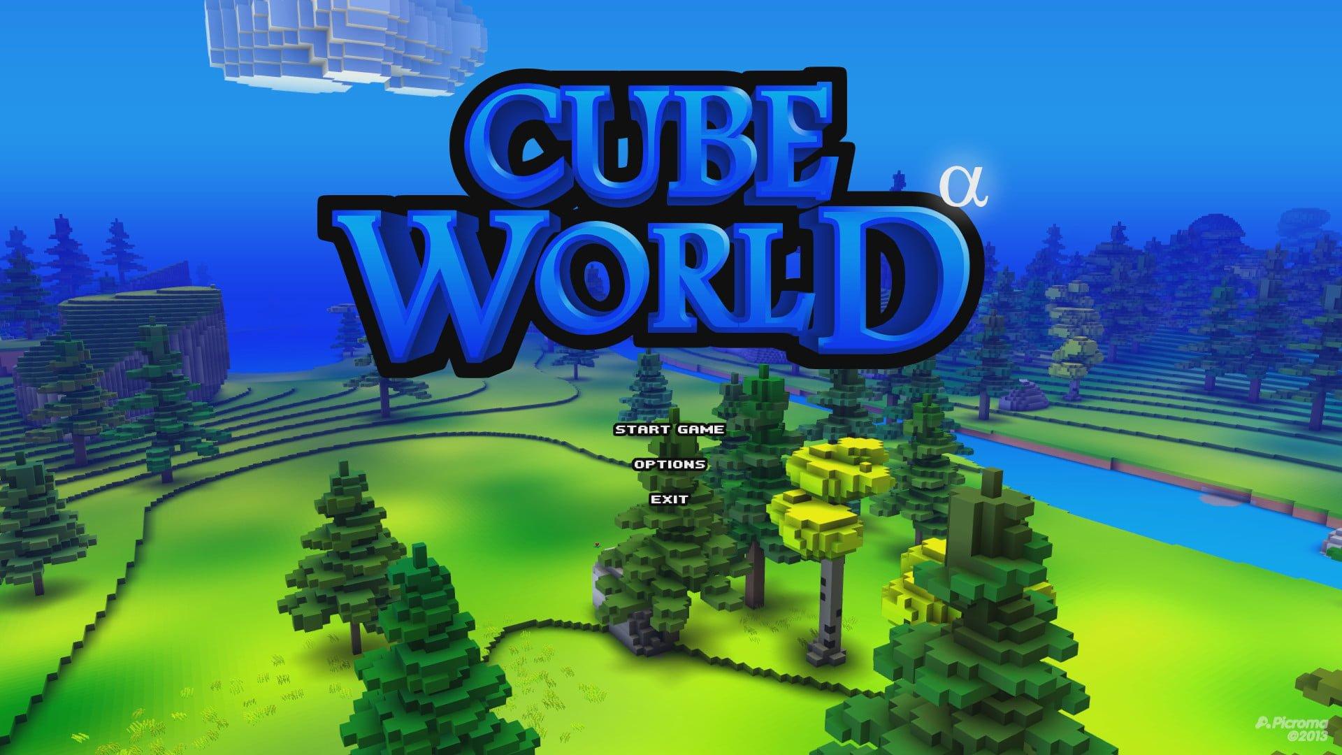 L'angolo Indie : i giochi Survival - Cube World 10