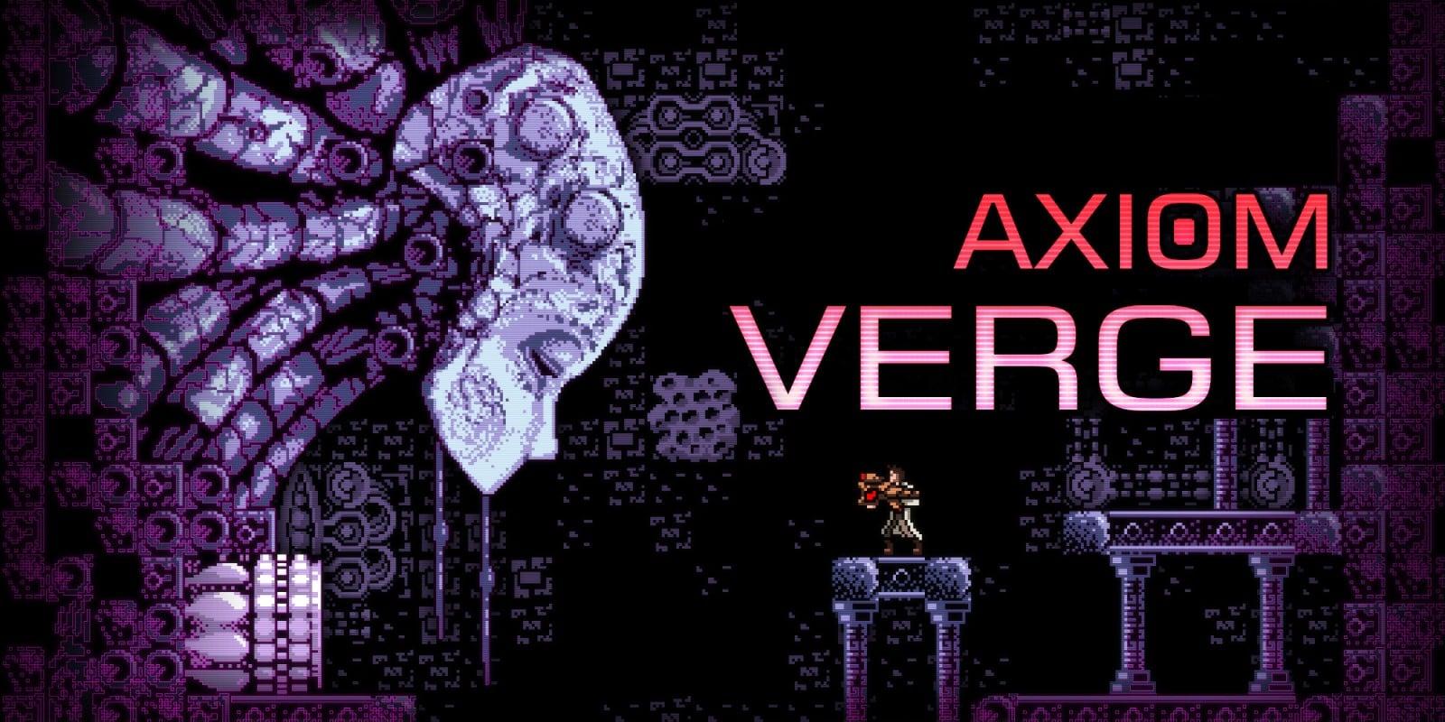 l'angolo Indie: La pixel art - SI WiiUDS AxiomVerge image1600w