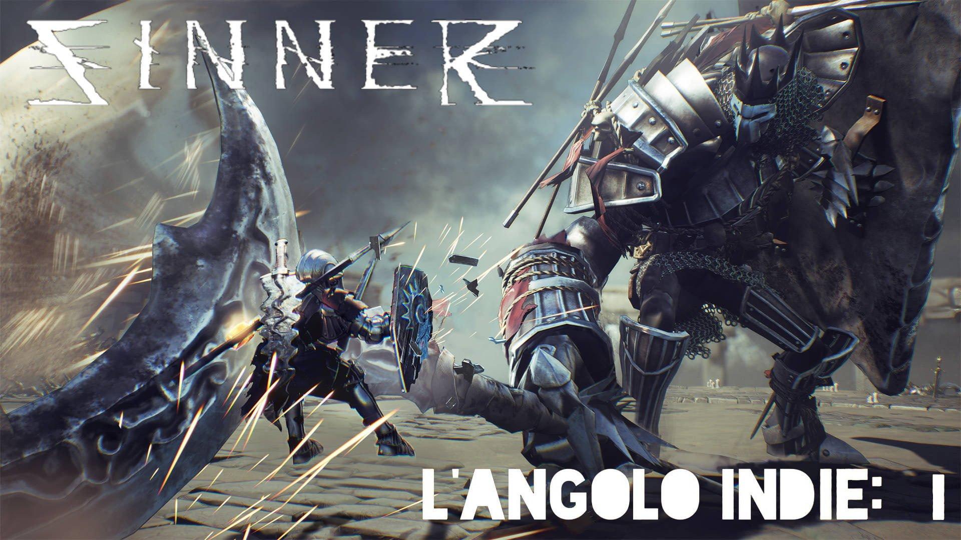 L'Angolo Indie- Sinner: Sacrifice For Redemption Recensione 1 - Hynerd.it