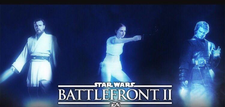 Obi-Wan Kenobi in arrivo su Battlefront 2