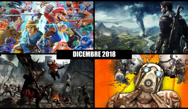 Videogiochi Dicembre 2018