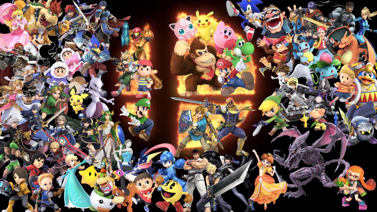 Super Smash Bros. Ultimate, Tra Spiriti E Quest Principale